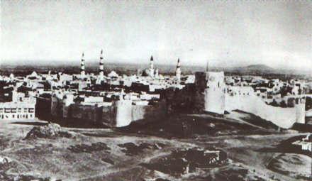 Medina Sens et naissance du Coran